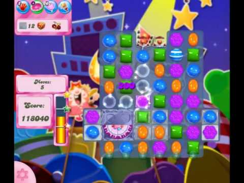 Candy Crush Saga Level 2528 - NO BOOSTERS