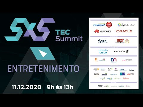 5x5 TEC Summit 2020 - 11/12 (Entretenimento)