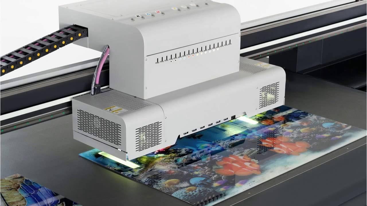 Ультрафиолетовая печать, УФ принтер и его возможности