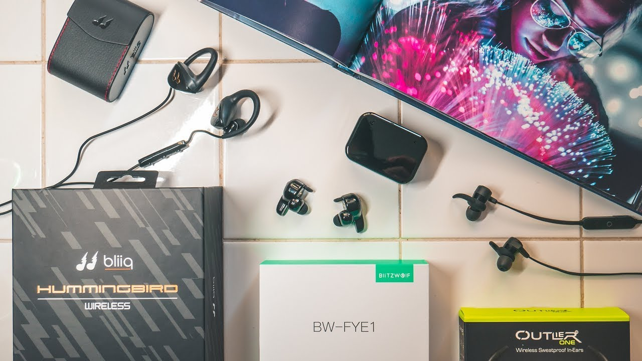 best wireless earbuds for android 2018