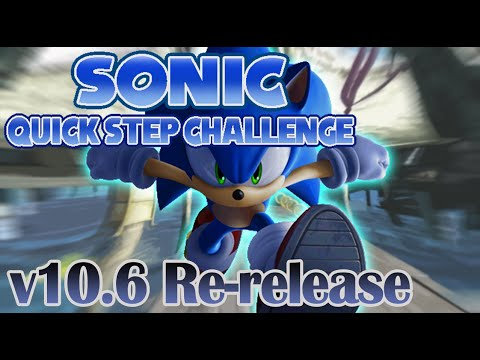 sonic-quick-step-challenge-v10.6-(fan-game)---re-release-complete-playthrough