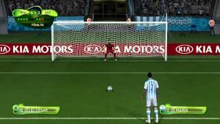 Defesa de penati FIFA 14 XBOX ONE