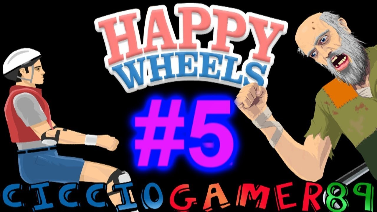 Happy Wheels 5
