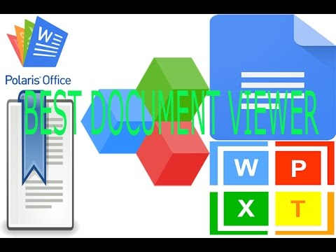 Best Document Viewer For Android Phones