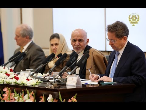 President Ashraf Ghani Remarks in the 4th Annual EU Anti-Corruption Conference
