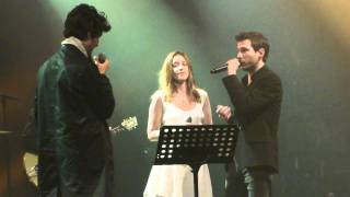 Alex Beaupain - Je n'aime que toi avec Ludivine Sagnier et Louis Garrel - Bataclan - 04 / 11 / 2011