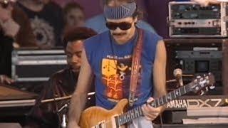 Santana Full Concert 11/26/89 Watsonville High School Football Field (OFFICIAL)