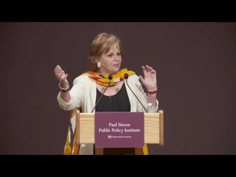 The Morton-Kenney Public Affairs Lecture with Carol Marin