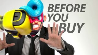 Arms - Before You Buy