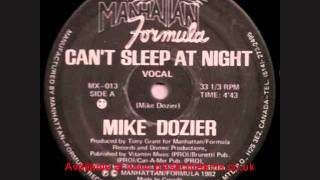 """Mike Dozier """"I Can"""