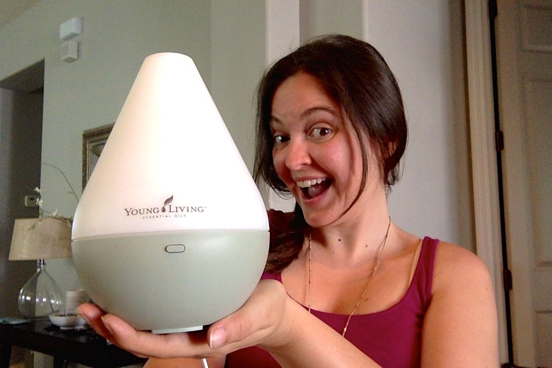How To Use The Dewdrop Diffuser Youtube