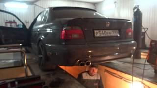Спойлер на БМВ Е39. Задний спойлер на багажник BMW E39. AOM Tuning. Тюнинг запчасти. Обзор.