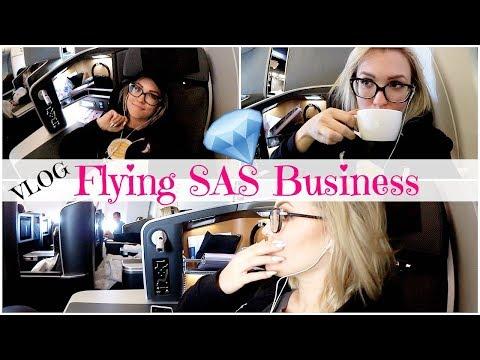 Vlog Orlando | SAS BUSINESS CLASS TOUR