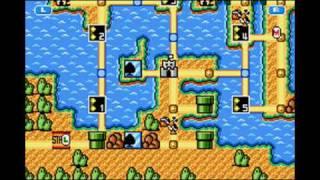 Playthrough - Super Mario Advance 4: Super Mario Bros. 3 (+ e-Reader) - World Select (Part EX)