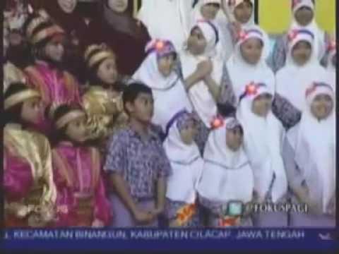 """Jakarta Islamic Boys Boarding School di """"Fokus Pagi"""""""
