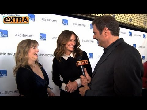 Julia Roberts on Producing 'Jesus Henry Christ': A Family Affair