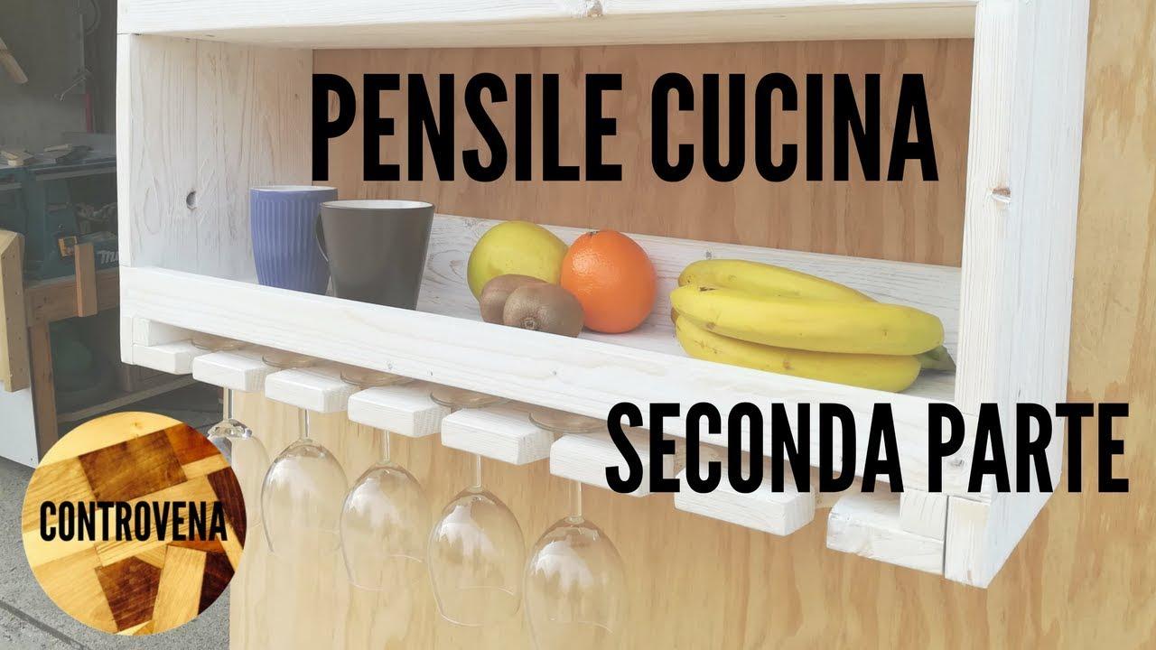 Come costruire un pensile da cucina | FAI DA TE - Seconda Parte di 2 ...