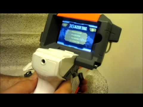 Lazer Tag Augmented Reality: iOS Review