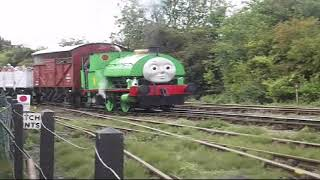Day Out with Thomas Re-enactment 13