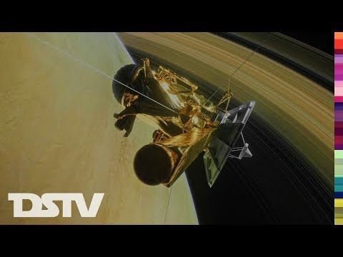CASSINI'S GRAND FINALE AT SATURN - NASA SCIENCE LECTURE