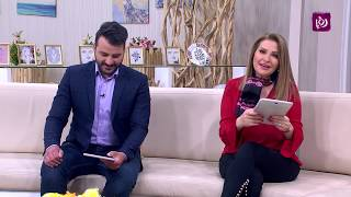 الفنانة اللبنانية ليال نعمة -  رح نرجع