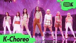 [K-Choreo 6K] 퍼플키스 직캠 'Ponzona' (PURPLE KISS Choreography) l @MusicBank 210409
