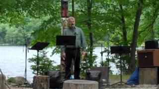 Wayne Monbleau Worship in the Woods 2011 The Inner Court #2
