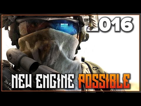 COD 2016 - NEW ENGINE FINALLY POSSIBLE? - JOB LISTING HINTS - Why Now Would Be Perfect - COD 2016