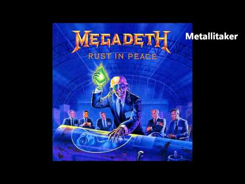 Megadeth - Rust In Peace...Polaris