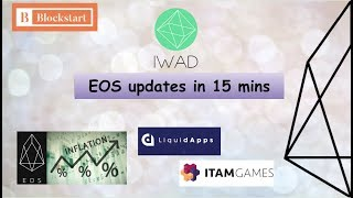 EOS updates in 15 mins - news, views and debates about EOS token price