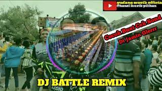 Download DJ BATTLE REMIX||FULL BASS COCOK BUAT CEK SOUND // GLEERR