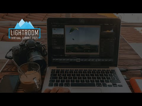 Why you should attend the Lightroom Virtual Summit | Dave Cross & Matt Kloskowski