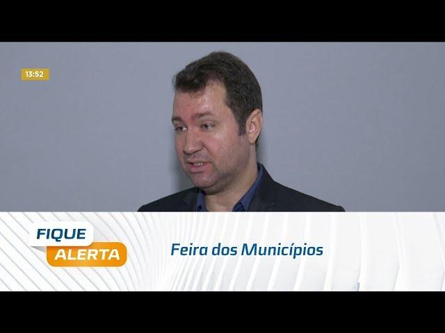 'Feira dos Municípios': Cidades de AL apresentam o melhor do artesanato, gastronomia e cultura