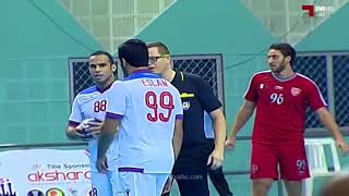 المباراة كاملة | الدحيل 29 - 29 الشارقة الإماراتي | البطولة الآسيوية لكرة اليد2017