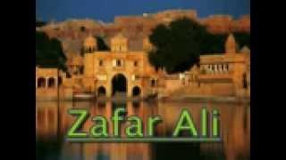 Chandni Raat Mein - Zafar Ali.flv