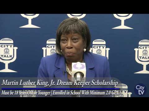 City Talk: Martin Luther King, Jr. Scholarship & Food Drive