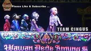 Wayang golek cepot vs buta lucu Banget Tatarucingan