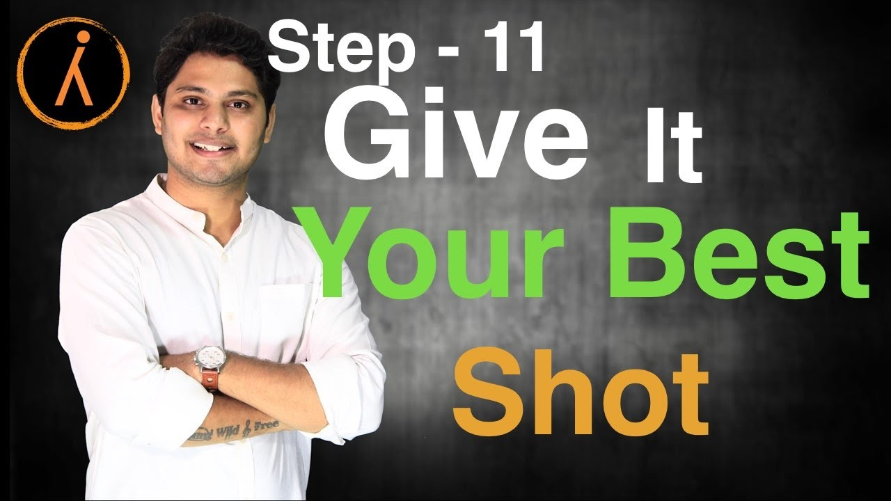 Crack CA | CPT | GIVE IT YOUR BEST SHOT FOR CA EXAMS-Must Watch Before Exams