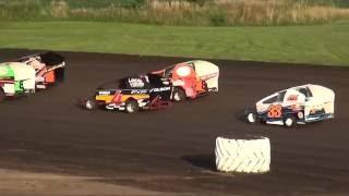 Benton County Speedway Micro Mod Feature