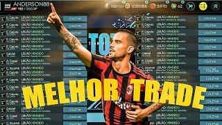 FIFA MOBILE 2020 - TRADE DE OURO - LIGA ITALIANA