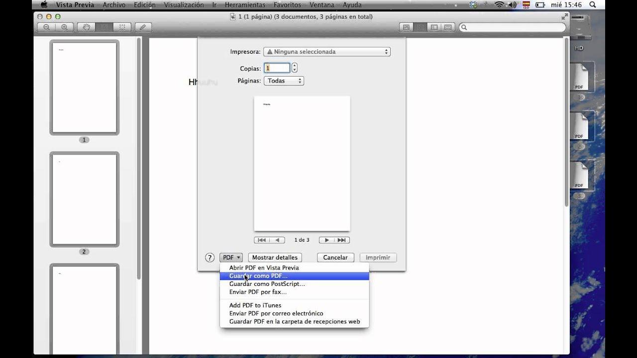 Combina, transforma y reordena tus documentos PDF