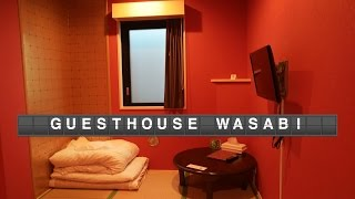 DIY Travel Reviews - Guesthouse Wasabi Nippori, Tokyo - rooms, amenities, location, wifi
