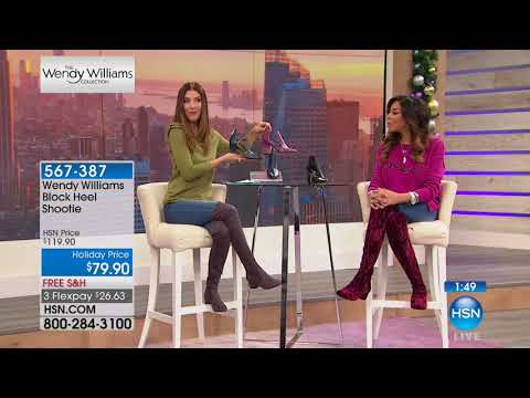 HSN | Wendy Williams Favorite Gifts 11.11.2017 - 01 PM