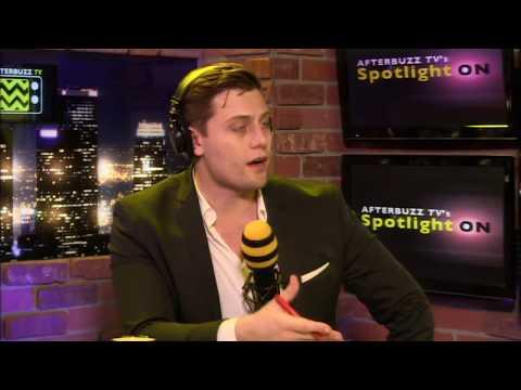 Byron Mann Interview | AfterBuzz TV's Spotlight On