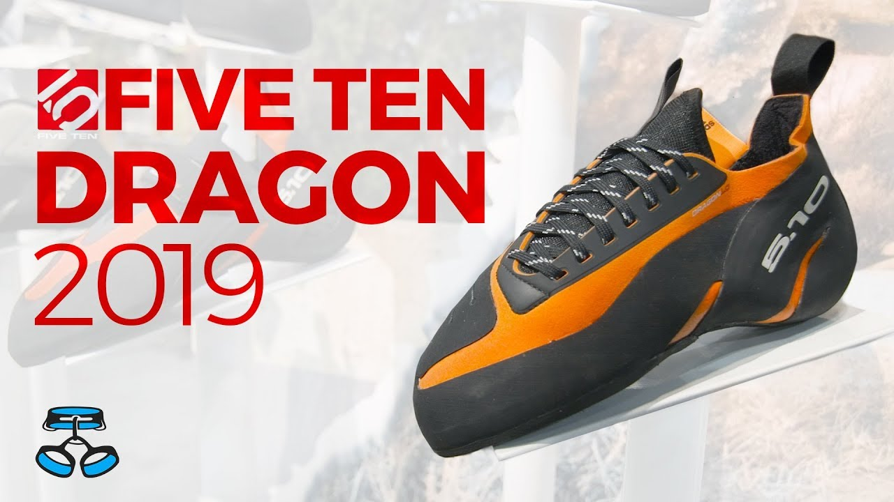 638ec07166 Five Ten Dragon LC and VCS (lace/velcro) 2019 climbing shoe