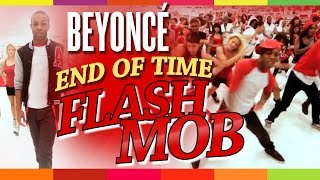 Beyonce End Of Time Target Flash Mob