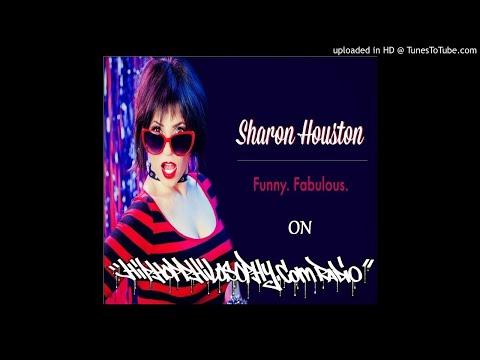 Sharon Houston comedy on HipHop Philosophy Radio
