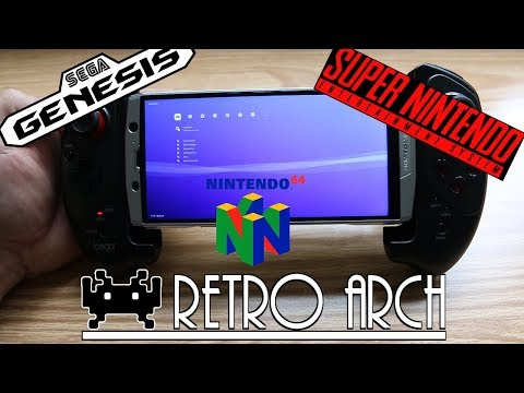 Install RetroArch On Your Smartphone