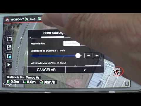 TUTORIAL voo #01 AUTÔNOMO DRONE voa sozinho LITCHI wanzam fpv