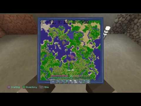 Minecraft Survival The Island Mine Project!!